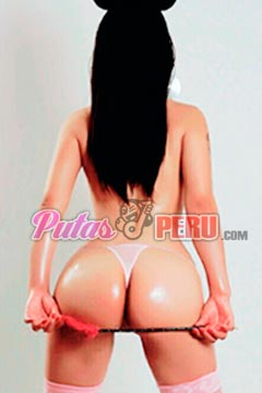 Putas en arenales peruanas lindas